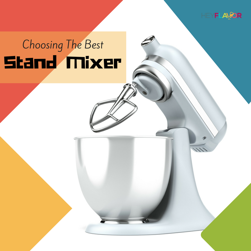 The Best Stand Mixer in 2018 | Top Rated Stand Mixers ...